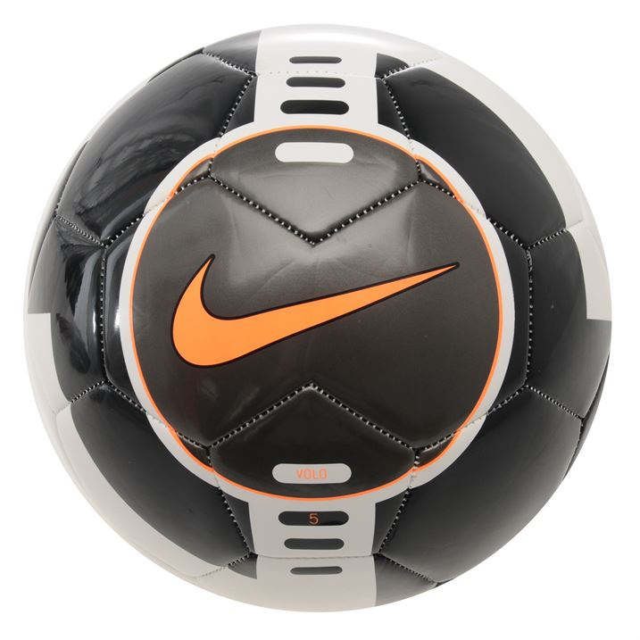 Nike CTR 360 Volo Football - White/Black