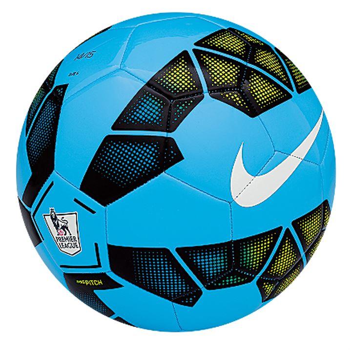 Nike Pitch EPL F Ball 50 - Blue