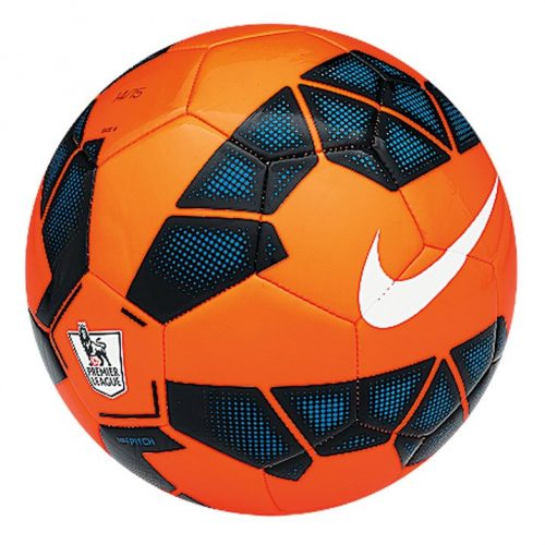 Nike Pitch EPL F Ball 50 - Orange