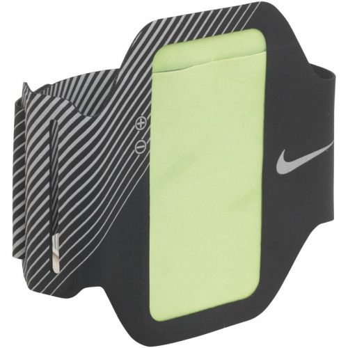 Nike iPhone 5 Performance Running Arm Band - Black/Silver