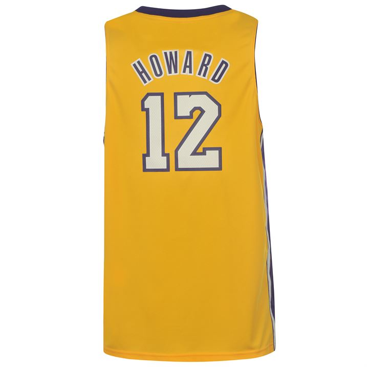 adidas Swingman LA Lakers Jersey Mens