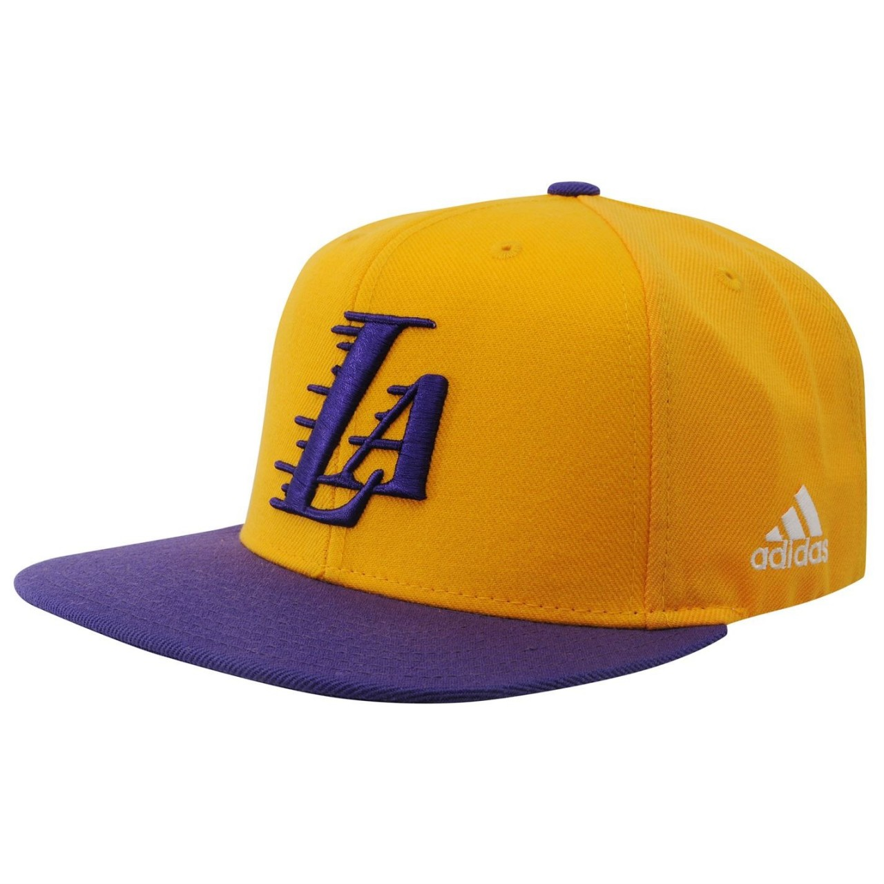 adidas NBA Cap Mens - Lakers