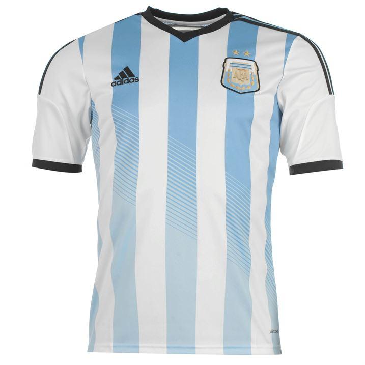 adidas Argentina Home Shirt 2014