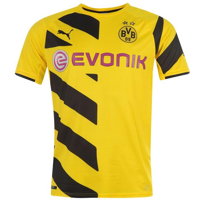 Puma Borussia Dortmund Home Shirt 2014 2015