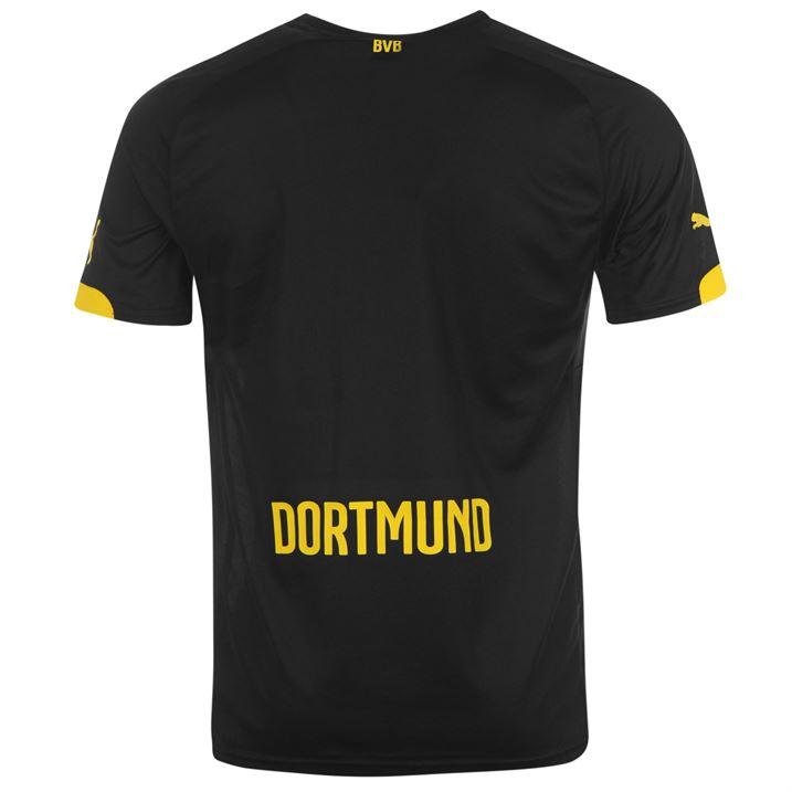 Puma Borussia Dortmund Away Shirt 2014 2015