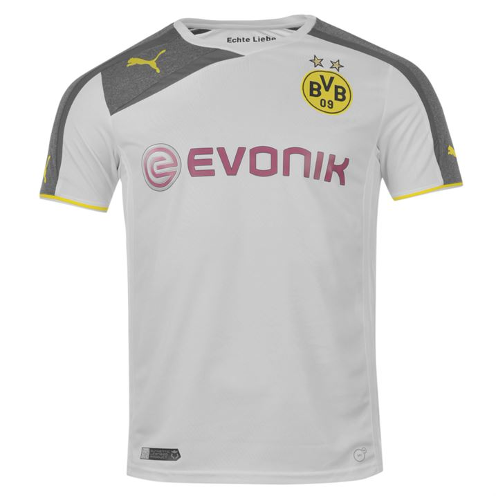 Puma Borussia Dortmund Third Shirt Mens 2014 2015