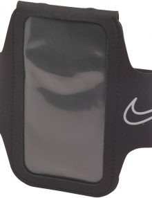 Nike Mens Lightweight Arm Band 2.0 - Black/Silver