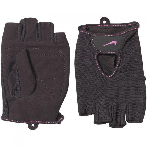 Nike Womens Fundamental Training Gloves II Black/Pink