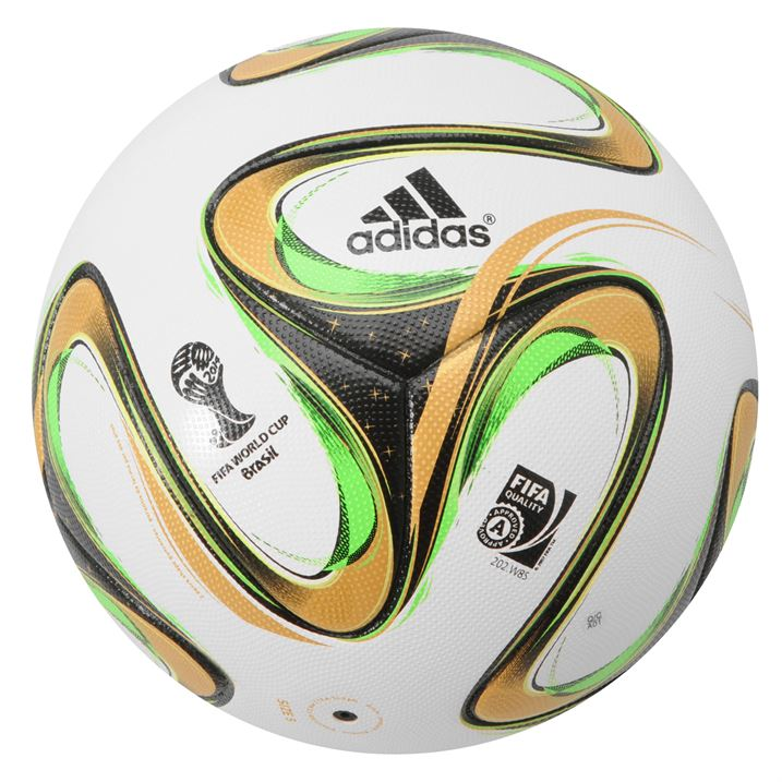 adidas Brazuca World Cup Final Football