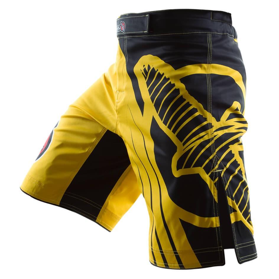 Hayabusa Chikara Recast Performance Shorts - Yellow