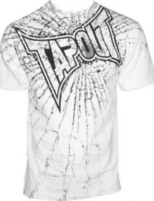 Tapout Break On Through T-Shirt White