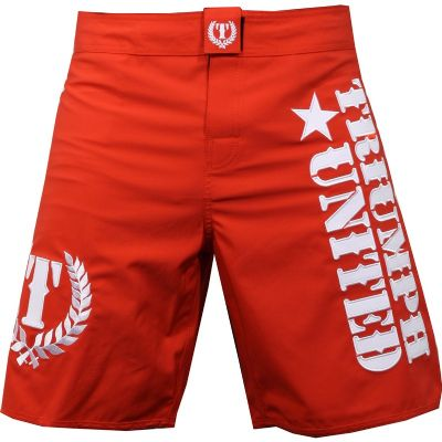 Triumph United Bloodberg Fight Shorts